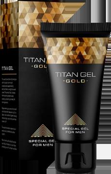 Titan Gel Gold cena