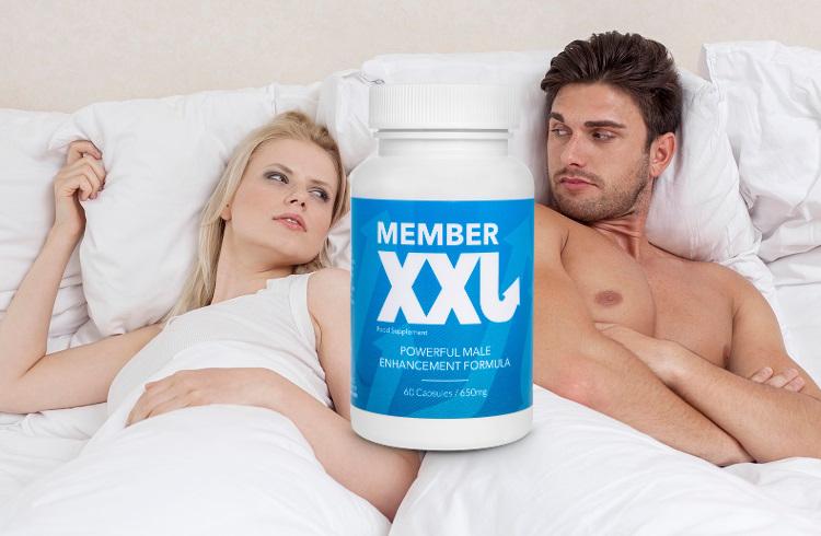 Member XXL – cena, diskuze, koupit, lékárna